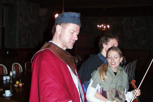 Mittelalterliches Weihnachtsturnier